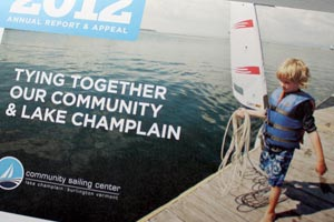 Community Sailing Center: 2012 Annual Report