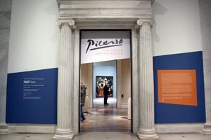 Albright-Knox: Picasso Exhibition