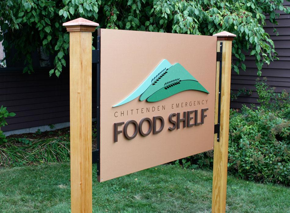 CEFS building signage