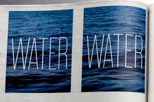 Community Sailing Center: U.N. Water Event Ad