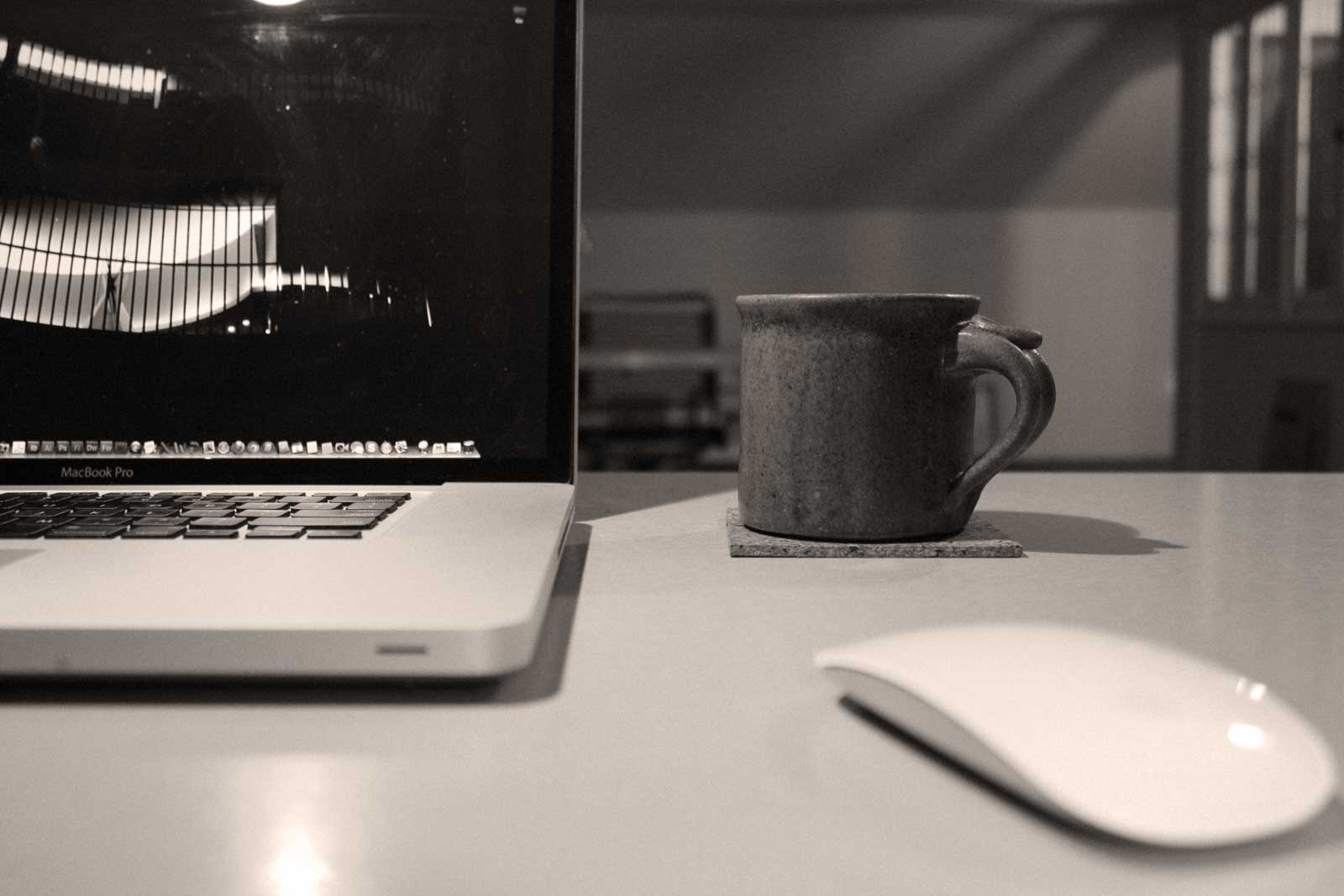 Coffee & mouse