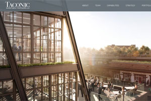 Taconic Investment Partners: Website
