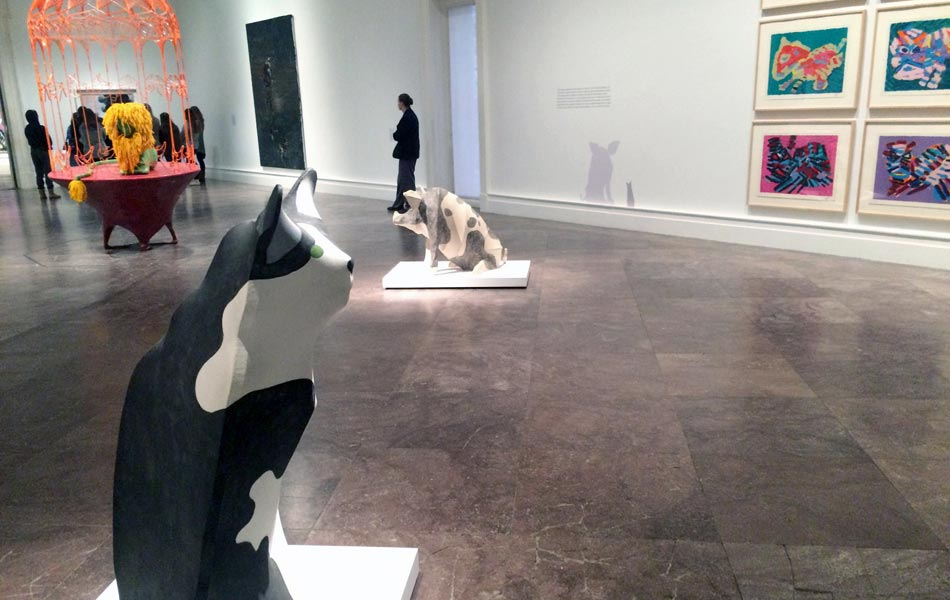 Albright-Knox: Menagerie