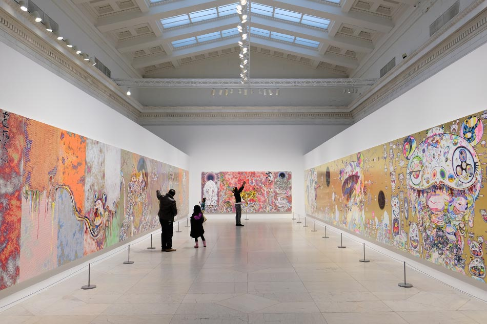 Takashi Murakami: The Deep End of the Universe